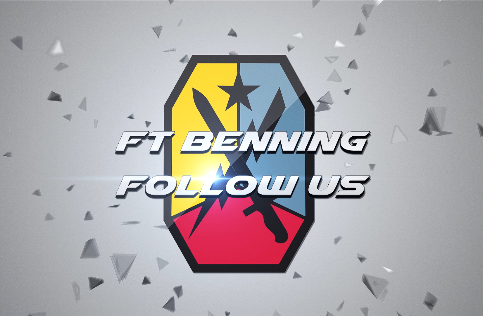 Fort Benning: Follow Us