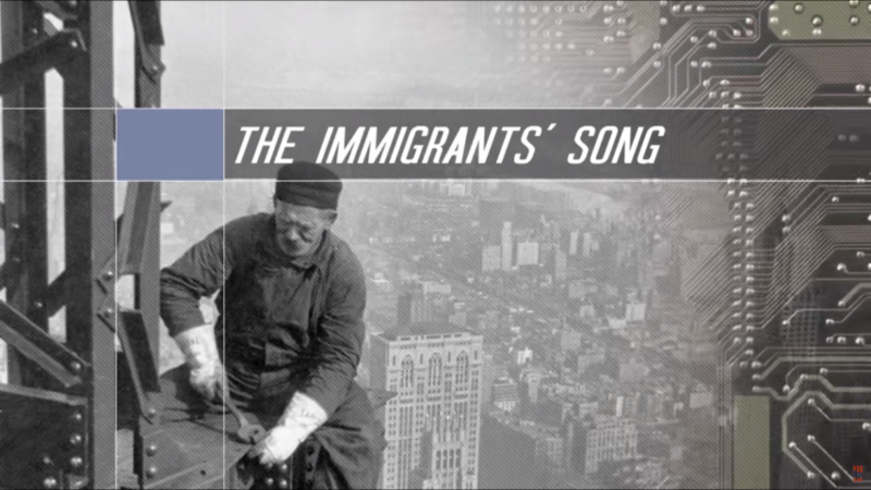 The Immigrants' Song – Preview
