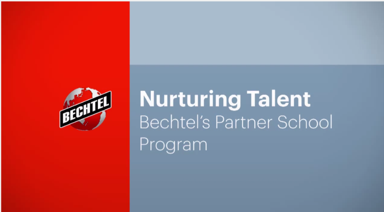 Bechtel's Partner School Program