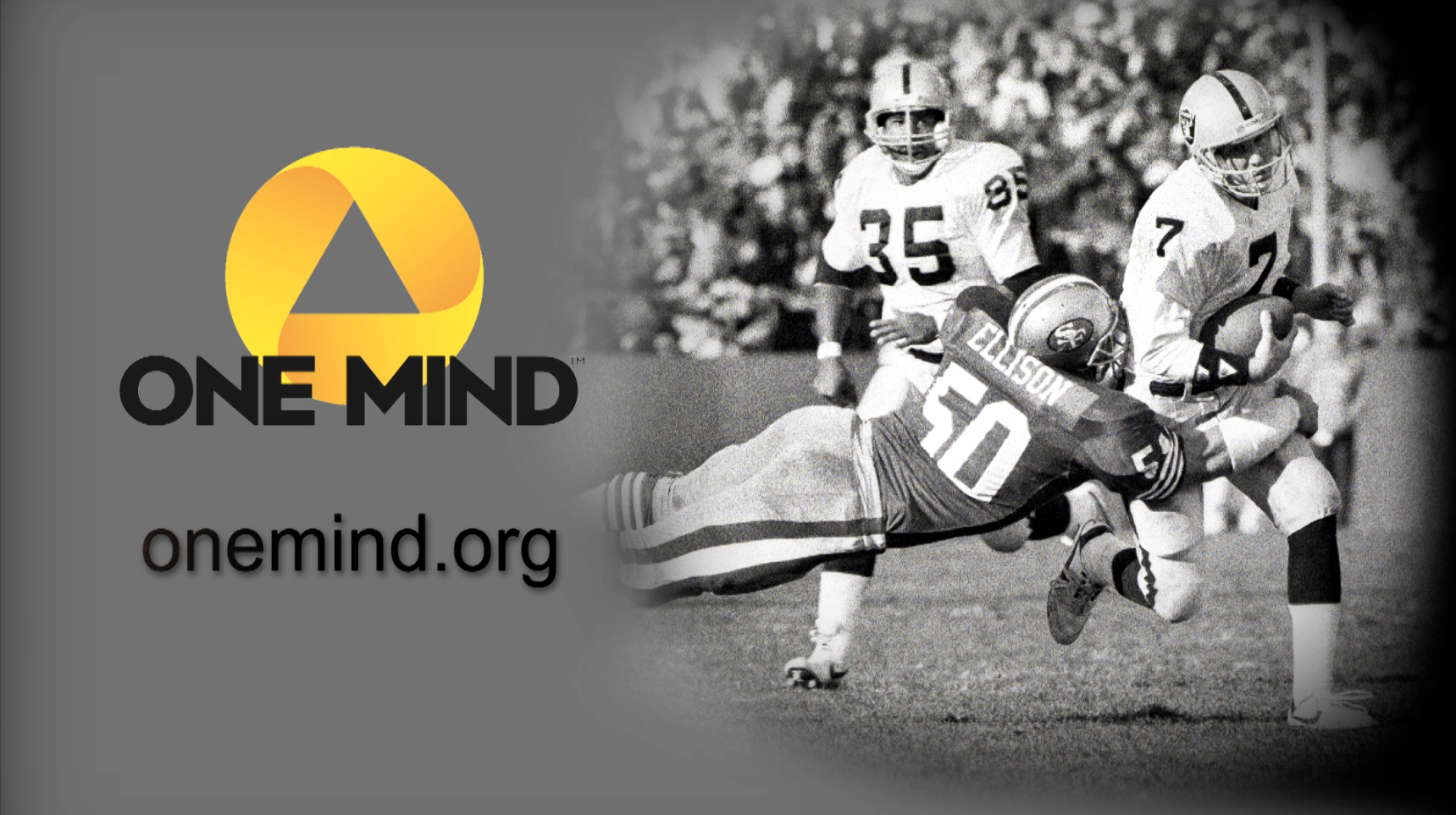 One Mind PSA – Riki Ellison